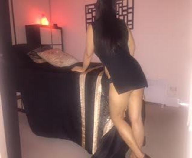 Asian massage nude porno gallery