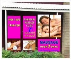 PINKBERRY MASSAGEbest massagein 6/22Thomas Street CHATSWOOD - 18