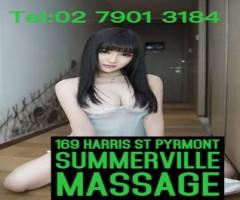 Wow, 50 girls working every week!   Summerville Massage 10 - 18