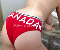 LAST FEW DAYS in Sydney! Canadian Party-Girl Khloe is a 22yo Anal Loving Dark Blonde w Killer Legs -