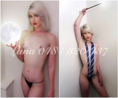 Magical Party-Girl Luna Lovegood is a Petite Blonde Bringing Magic to Your Day. Expecto Patronum! -
