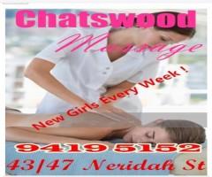 Chatswood diamond like massaGeWith NEW YOUNG GIRLS EVERY DAY!!! call:0425388990 - 18