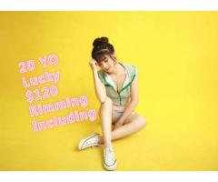 From $120- Japanese Dragon service 20YO Lucky real photos